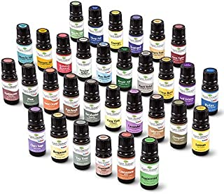 Plant Therapy Top 32 Essential Oil Set 100% Pure, Undiluted, Therapeutic Grade Essential Oils