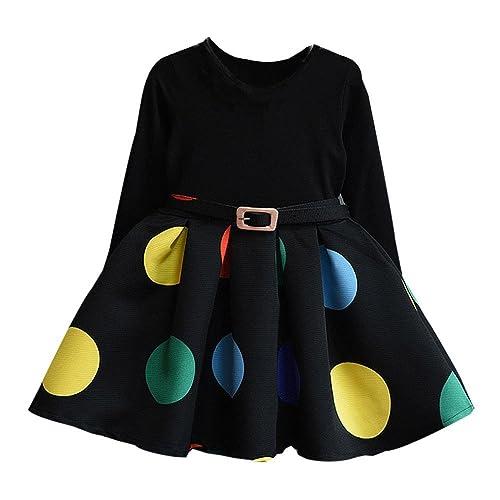 6cdfd90b0fd0c ワンピース 女の子 子供服 おしゃれ 超可愛い 長袖ワンピース トップス裏ボア 水玉柄 お出かけ 通園