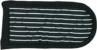 LODGE Cotton Hot Handle Holder, Black and White Stripe
