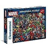 """Clementoni 39411"""" Marvel Universe-Impossible Puzzle"""