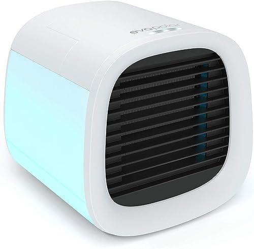 Evapolar EV-500W evaCHILL Personal Evaporative Air Cooler and Humidifier, Portable Air Conditioner, Desktop Cooling F...