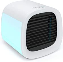 Evapolar EV-500W evaCHILL Personal Evaporative Air Cooler and Humidifier, Portable Air Conditioner, Desktop Cooling Fan, O...