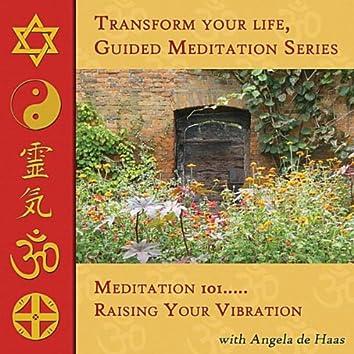 Meditation 101, Raising Your Vibration