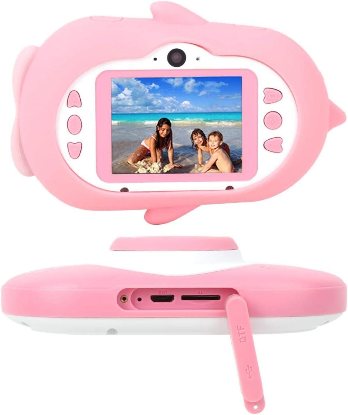 3M Waterproof IPS Screen 2.4 Inch Digital New Free Shipping Camera Suppor Japan Maker New Children