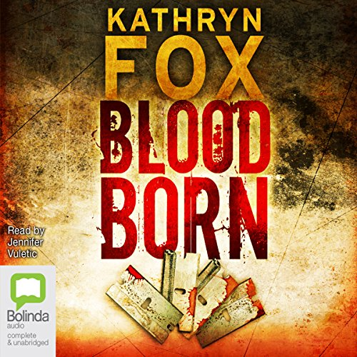 Blood Born audiobook cover art