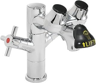 Speakman SEF-1850-NA Eyesaver Single-Post Laboratory Faucet with Integrated Emergency Eyewash