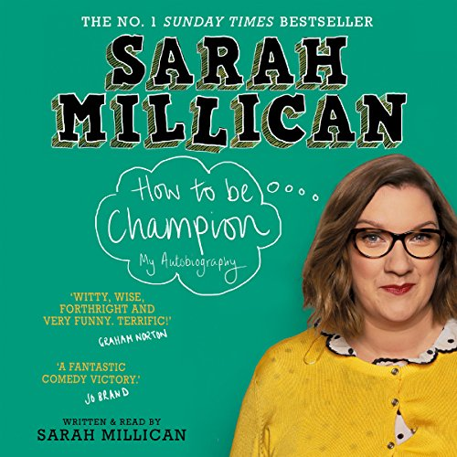 How to be Champion audiobook cover art