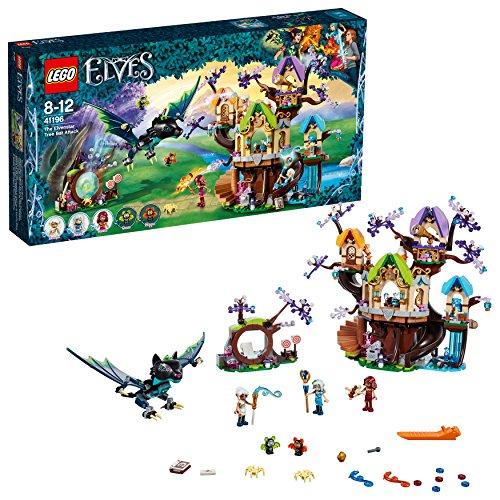 LEGO®Elves Fledermaus-Angriff auf den Elfen-Sternbaum (41196) Unterhaltungsspielzeug