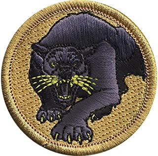Official Licensed Panther Patrol Patch - 8 Pack