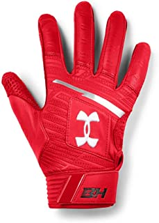 Best red and white under armour batting gloves Reviews