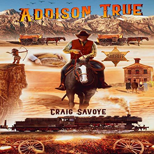 Addison True, Volume 1 cover art