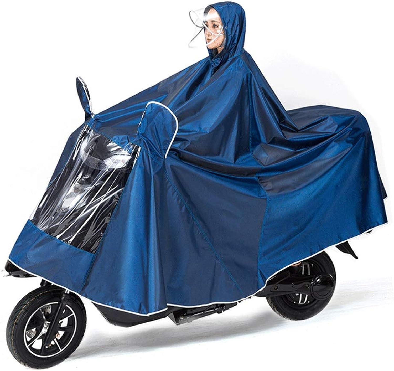 H&Y Wasserdichter, wiederverwendbarer Regenmantel für Erwachsene mit Kapuze, Regenbekleidung für das Wandern von Camping im Freien