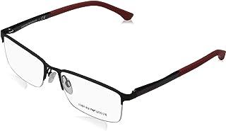 Ray-Ban Men's 3109 Optical Frames, Black (Black Rubber), 55