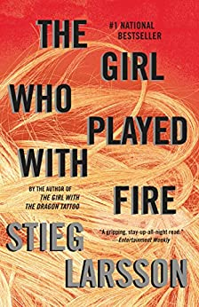 The Girl Who Played with Fire (Millennium Series Book 2) by [Stieg Larsson, Reg Keeland]