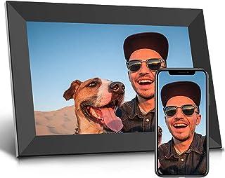 إطار صورة رقمي 10.1 بوصة HD IPS 800x1280، ألبوم الصور الإلكتروني الذكي واي فاي Frameo Cloud Platform مشاركة الصور وتلقيها،...