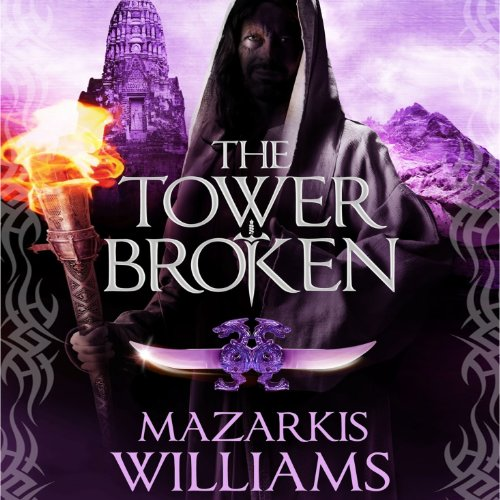 The Tower Broken audiobook cover art