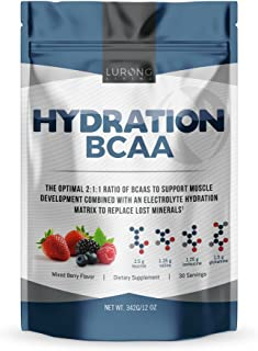 Hydration BCAA Mixed Berry 30 Serving Bag