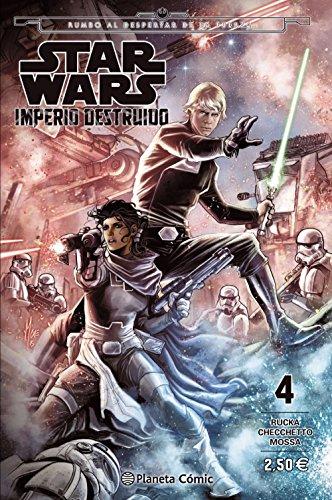 Star Wars Imperio destruido (Shattered Empire) nº 04/04 (Star Wars: Cómics Grapa Marvel)