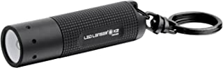 Led Lenser 8252 K2 Key-Ring LED Torch - Blister Pack, Black, W 16.4 x H 12.8 x D 0.8 cm