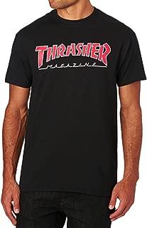 Thrasher Skate Mag Outlined S/S Tee