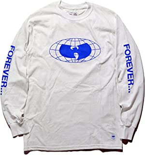 WU-WEAR(ウーウェア)ウータン・クラン ロングスリーブシャツ Straight From The Grains - White