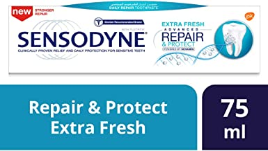 Sensodyne Advanced Repair and Protect Extra Fresh, 75Ml
