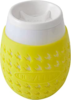 Goverre Portable Stemless Wine Glass - Yellow