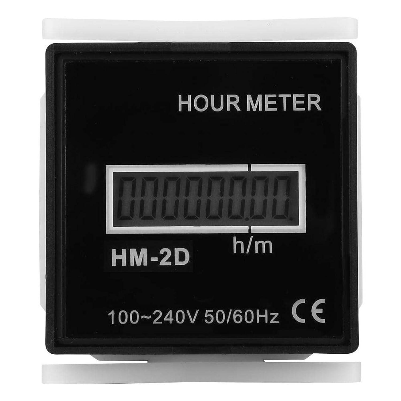 Time Meter Popular brand AC220-240V Alternative dealer Counter 1 Minute 59 -999999 Hours Min