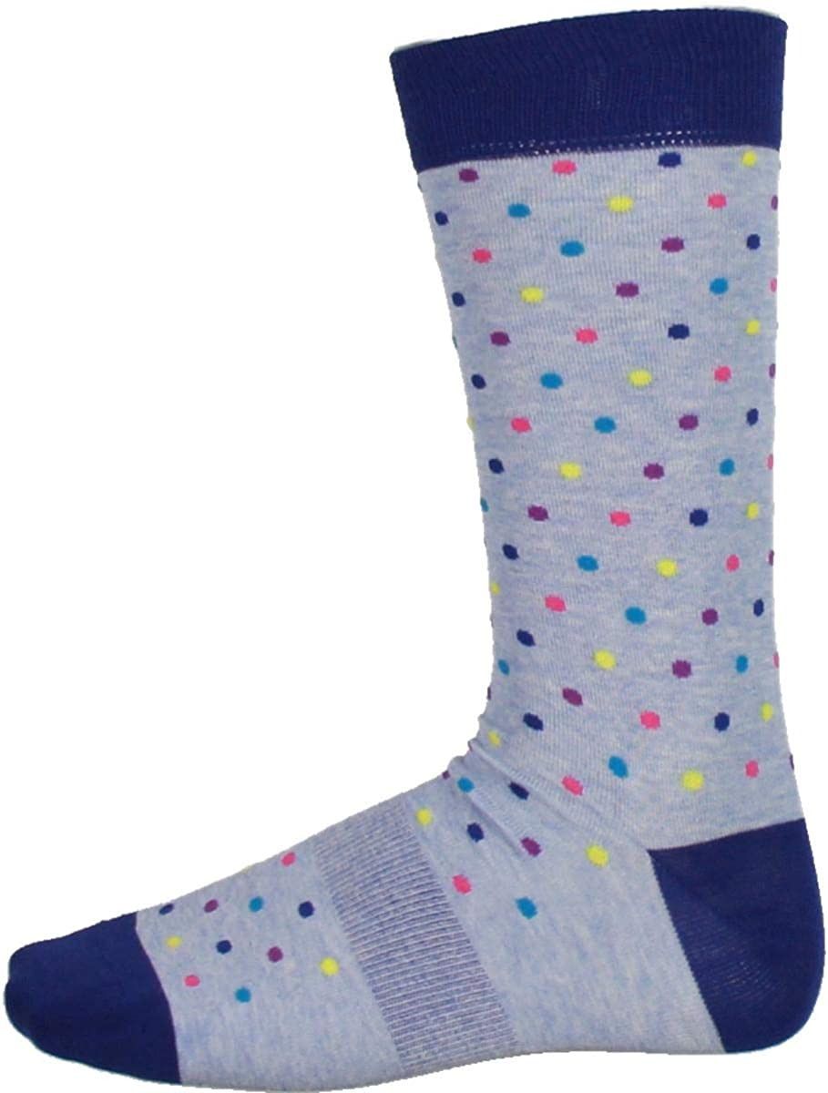 Bar III Mens Mini Dot Business Dress Socks