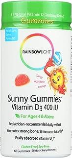 Vitamin D Sunny Gummies (400IU) 60 unit