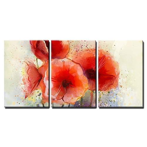 Poppy Painting Amazon