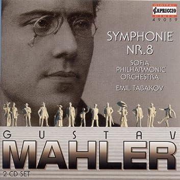 """Mahler, G.: Symphony No. 8, """"Symphony of A Thousand"""""""