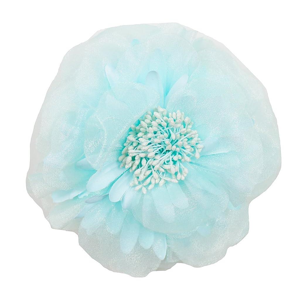 擁する空中敷居コサージュ 入学式 コサージュ フォーマル 2way ヘッドドレス 卒業式 花 コサージュ結婚式 髪飾り fham19128be