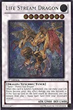 Yu-Gi-Oh! - Life Stream Dragon (EXVC-EN038) - Extreme Victory - Unlimited Edition - Ultimate Rare