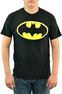 Boys Glow in The Dark Black T-Shirt