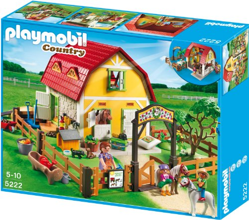 Playmobil 5222 - Ponyhof