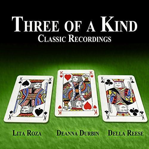 Lita Roza, Deanna Durbin & Della Reese