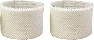 Air Filter Factory 2 Pack Compatible Replacement for Kenmore 15408, 154080, 17006, 29706, 29988, 299880C Humidifier Wick Filters
