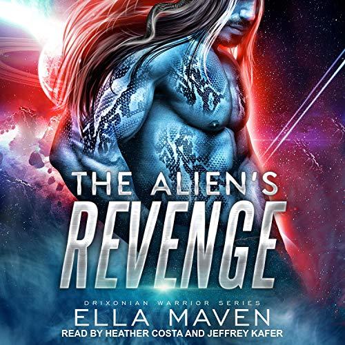 The Alien's Revenge Audiobook By Ella Maven cover art