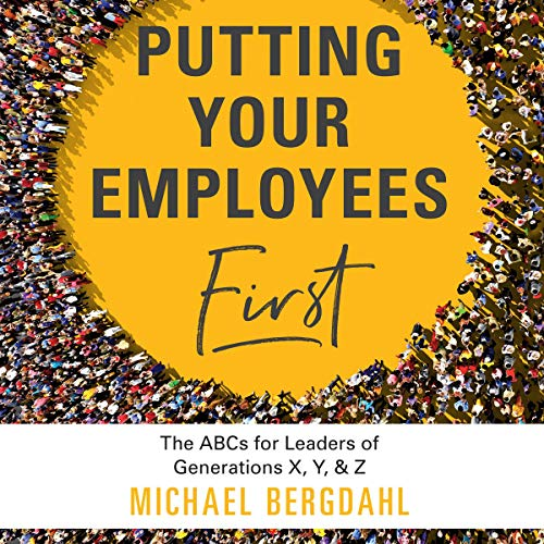 Putting Your Employees First cover art