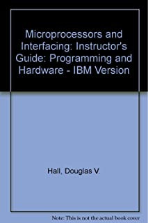 Instructor's Guide for Microprocessors and Interfacing: Programming and Hardware/Book and Disk