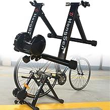 Rodillo de entrenamiento de bicicleta, de 24 a 27 pulgadas, de acero, para entrenamiento en casa o en interiores