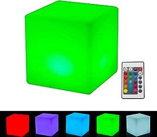 Topadorn LED Night Light Cube 5