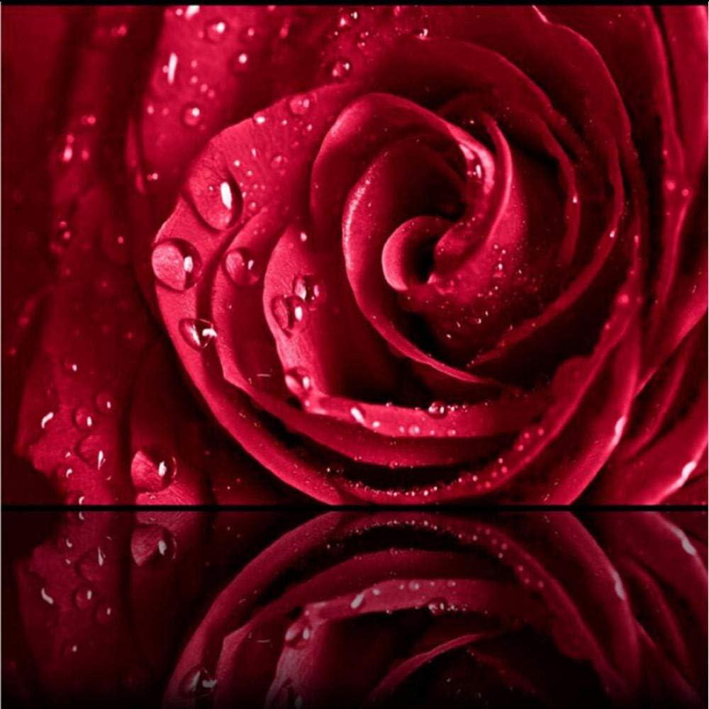 Zjxxm Wallpapers Photo Custom 3D Large Red Rose Mural Max Las Vegas Mall 46% OFF Romant Big