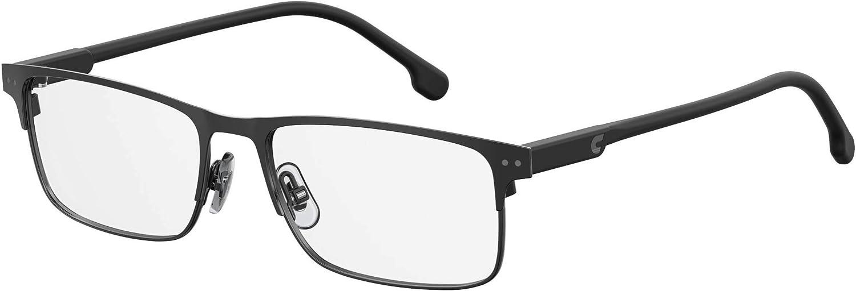 Eyeglasses CARRERA depot 2007 T 0V81 Dark Black Le New mail order Ruthenium 00 Demo