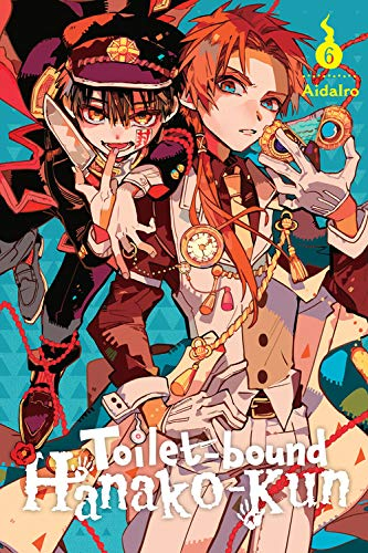 Toilet-Bound Hanako-Kun 6