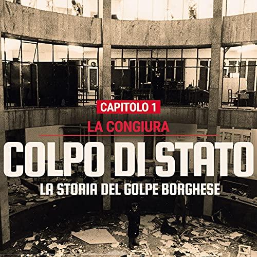 La congiura di Borghese copertina