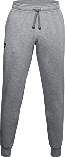 Under Armour Men's Rival Fleece Joggers Comfortable and Warm Tight Tracksuit Bottoms for Men, Men's Jogger Bottoms with Lo...