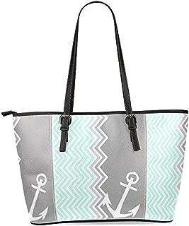 Custom Unique Women's Leather Tote Shoulder Bags Handbags