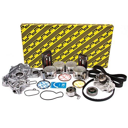 Evergreen OK4014L/0/0/0 Fits 92-96 Honda Prelude 2.3L DOHC 16V H23A1 Engine Rebuilt Kit